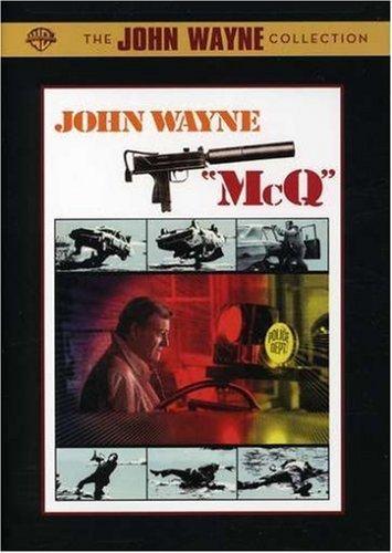 McQ 1974 John Wayne (region 2) Widescreen by John Wayne