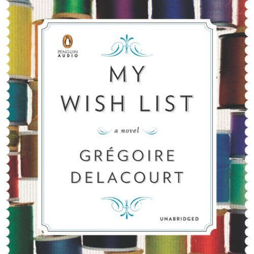 My Wish List audiobook cover art