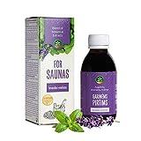 Infusión de sauna bio natural - aceite esencial de sauna - fragancia de sauna natural - concentrado...