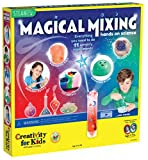 Creativity for Kids Magical Mixing DIY Sensory Science Kit – 11 Science...