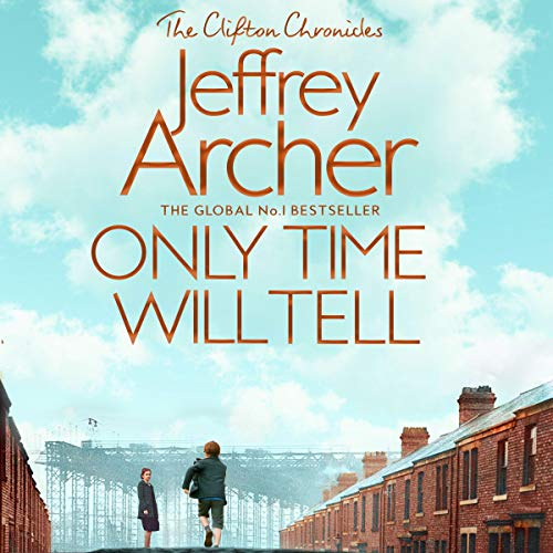 Couverture de Only Time Will Tell