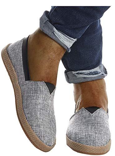 Leif Nelson Herren Schuhe für Freizeit Sport Freizeitschuhe Männer weiße Sneaker Sommer Coole Elegante Sommerschuhe Sportschuhe Weiße Schuhe für Jungen Winterschuhe Halbschuhe LN884; 40, Weiß