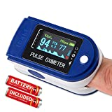 Wembley Pulse oximeter digital Oxymeters Heart Rate Monitors CE, FC & ROHS Approved