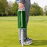FORB Ramasseur de Balles de Golf & Porte-Balles – Sac Ramasse-Balles en Aluminium - Capacité de 85 Balles de Golf