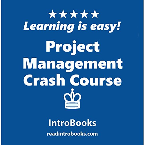 Project Management Crash Course audiobook cover art