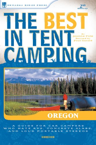 Best camping in oregon