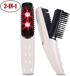 Scalp Massager Anti Hair Loss Hair Growth Comb Massage Stress Relax Electric Regrowth Hair Massager Brush, Women,Men,Mothe...