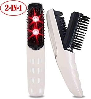 Scalp Massager Anti Hair Loss Hair Growth Comb Massage Stress Relax Electric Regrowth Hair Massager Brush,  Gift for Women, Men, Mother, Friends