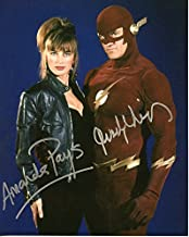 John Wesley Shipp / Amanda Pays THE FLASH In Person Autographed PhotoPRIVATE SIGNING