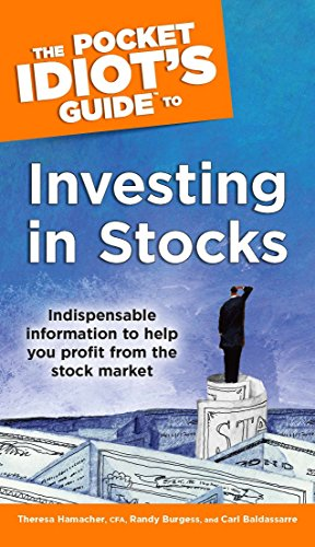 The Pocket Idiot s Guide to Investing In Stocks (Pocket Idiot s Guides (Paperback))
