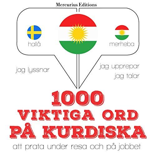 1000 viktiga ord på kurdiska cover art
