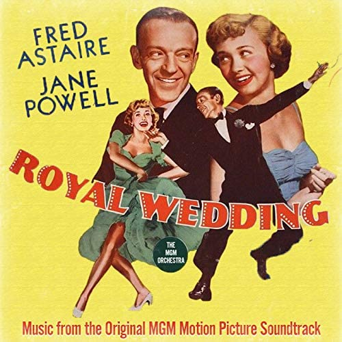 Fred Astaire & Jane Powell