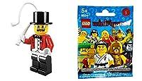 レゴ (LEGO) ミニフィギュア シリーズ2 サーカス団長 Ring Master (Minifigure Series2) 8684-3
