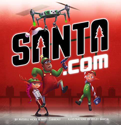 Santa.com (English Edition)