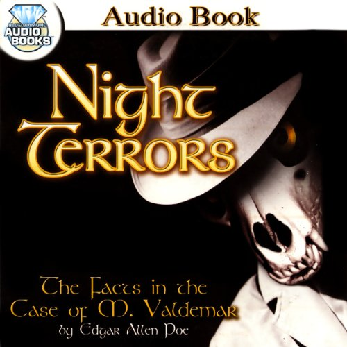 The Facts in the Case of M. Valdemar audiobook cover art