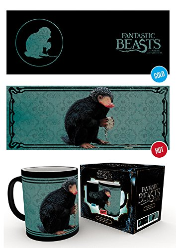 GB Eye Ltd MGH0070 Fantastic Beasts, Hitze CHANGIN Tasse, mehrfarbig