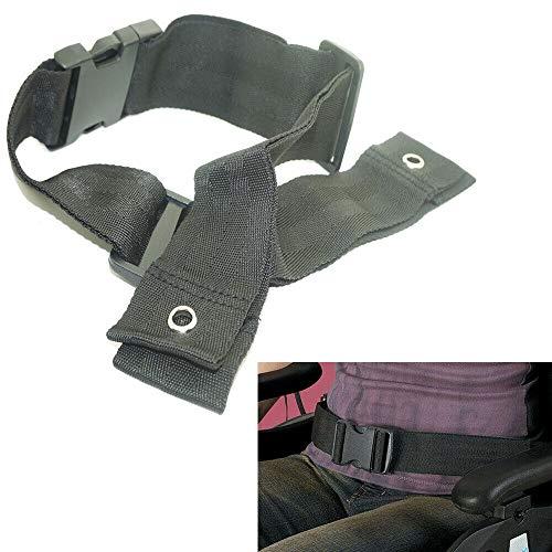 SISHUINIANHUA Rollstuhl-Beckengurt, Sitz Sicherheitsgurt Für Den Einsatz Auf Rollstühle Für Ältere Patienten