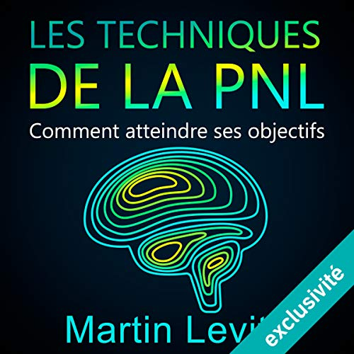 Les techniques de la PNL audiobook cover art