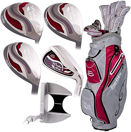 Tour Edge Moda Silk Women's Golf Set
