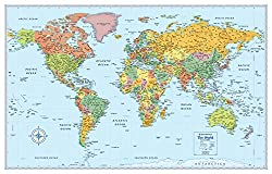 Get your own map of the world!