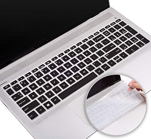 HP Envy 17T 17CG 17M-CG0013DX 17T-CG000//CG100 17-CG0019NR 17.3 inch Laptop-Candy Blue Keyboard Cover Skins Fit HP Envy x360 2-in-1 15.6 with Fingerprint Reader 5M-EE0013DX 15M-EE0023DX 15M-ED1013DX