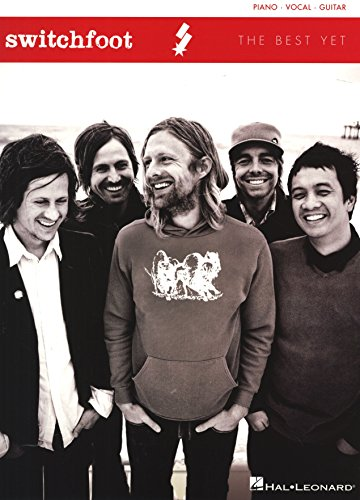 Switchfoot - The Best Yet Songbook (English Edition)