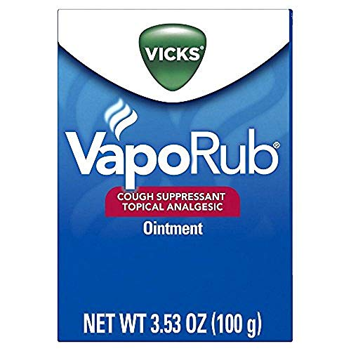 Special pack of 6 VICKS VAPORUB 3.53 oz