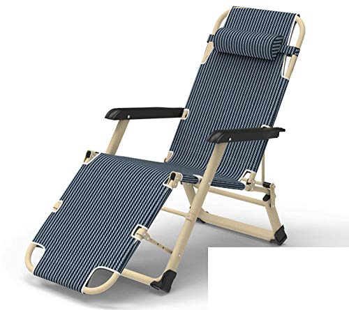 ALL-JingHong Sonnenliege verstellbar Klappbare Wellnessliege erhältlich Grau 3 JH-326