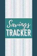 Savings Tracker: Personal Finance Tracker Logbook | Financial Budget Planner