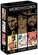 Warner Legends Collection: (The Adventures of Robin Hood / Yankee Doodle Dandy / The Treasure of the Sierra Madre / Here's Looking at You, Warner Bros.)