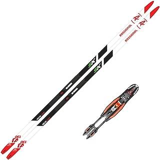 Rossignol 2020 Delta Comp XC Skate Skis w/Race Skate Bindings