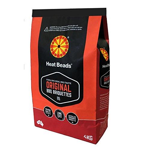 Plum Heat Beads Barbecue Briquettes 4kg