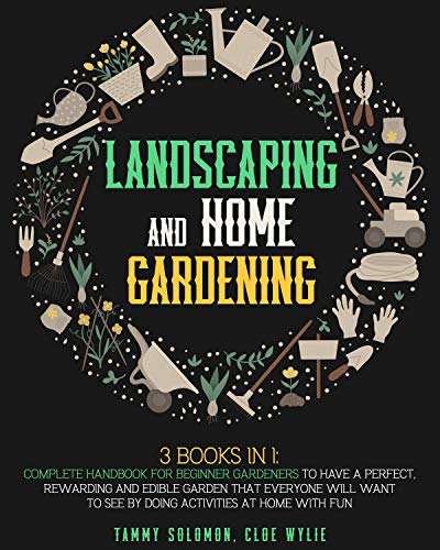 Landscaping And Home Gardening by Tammy Solomon ebook deal