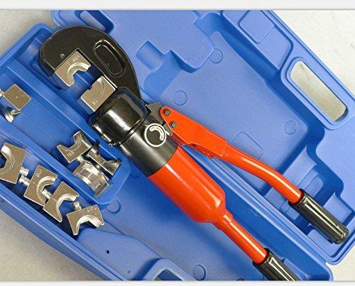 Gowe pression hydraulique Outil Pince à sertir hydraulique à main hydraulique crimpin hydraulique de compression Outil à sertir Gamme 16–300 mm²