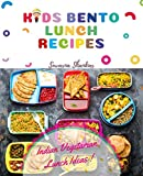 Kids Bento Lunch Recipes : Indian vegetarian lunch ideas