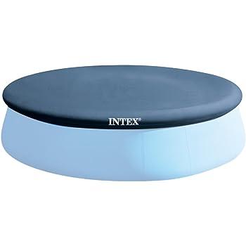 Intex 29023 - Cobertor solar para piscinas de 457 cm de diámetro ...
