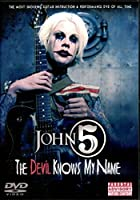 John 5 - the Devil Knows My Name: Instructional Guitar DVD