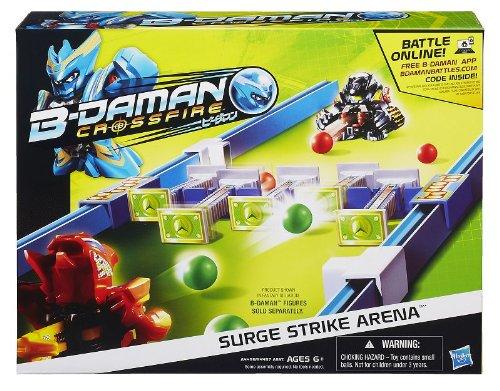 B-Daman - Estadio, Set Juego de Combate (Hasbro A4457E27)