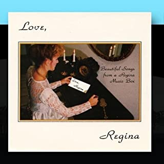 Love, Regina by Regina Music Box