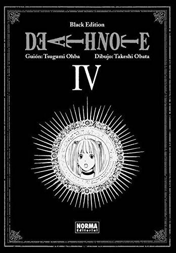 DEATH NOTE BLACK EDITION 04 (CÓMIC MANGA)