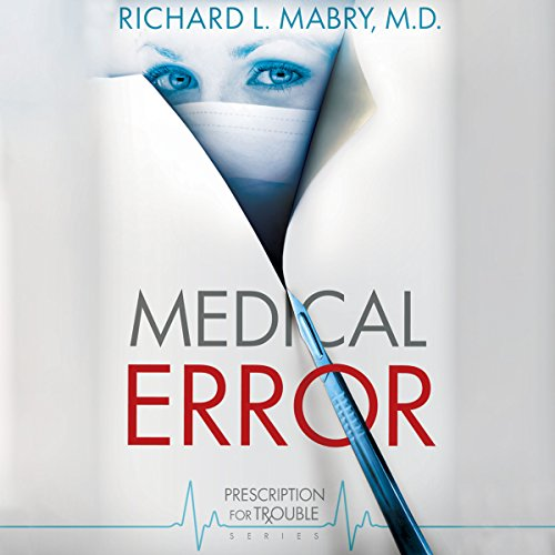 Medical Error audiobook cover art