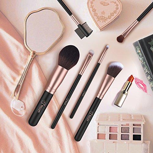 Ensemble de Pinceaux de Maquillage BESTOPE 18 Pièces - 5