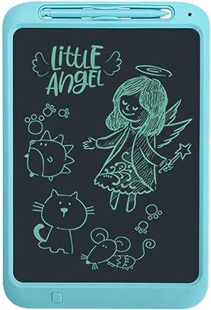 12 Pollici Lavagna Luminosa/LCD Bordo di Scrittura/Disegno per Bambini Graffiti Board/Message Board/Adatto per Scuola, Famiglia, Ufficio (Blu, Rosa) - Confronta prezzi