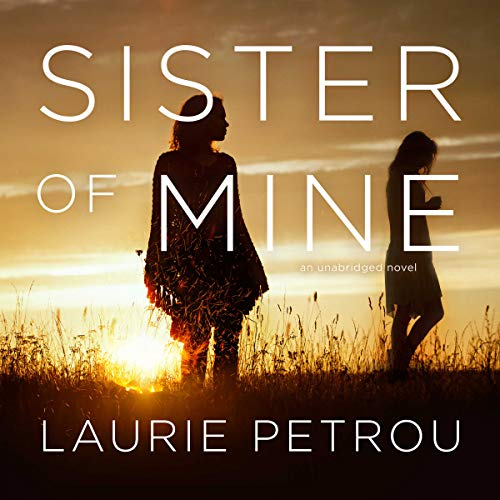 Sister of Mine audiobook cover art