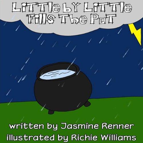 Little by Little Fills the Pot audiobook cover art
