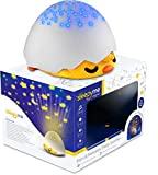 SleepyMe Smart Sleep Soother | White Noise Sound Machine | Baby & Toddler Star Projector | USB Cord or Batteries | Runs 30min, 60min or All Night | Baby Gifts | Portable Sleep Aid Night Light for Crib