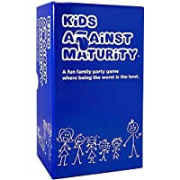 Kids Against Maturity: Card Game for Kids and Families
