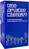 Kids Against Maturity: Card Game for Kids and Families, Super Fun Hilarious for Family Party Game...