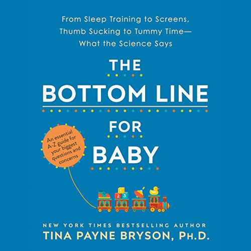 Page de couverture de The Bottom Line for Baby
