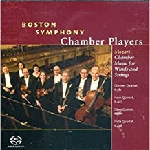 Mozart Chamber Music For Winds And Strings